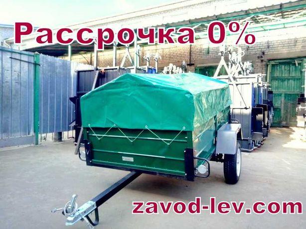 Купить прицеп для легкового авто (Лев-19 от Завода)