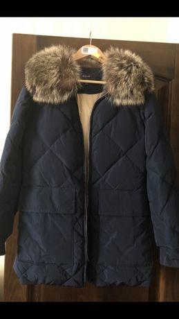 Куртка пуховик GANT