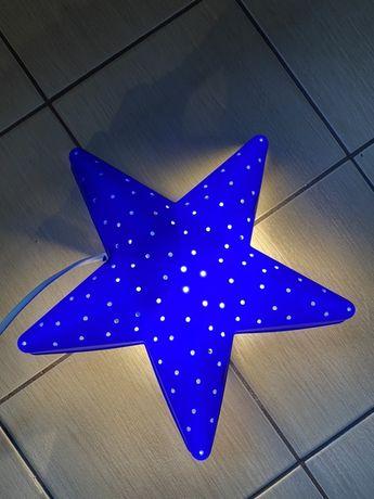 Gwiazdka Ikea Lampka