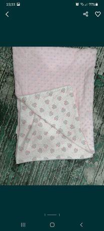 Cobertor de bebé, naninhas,meias e travessões