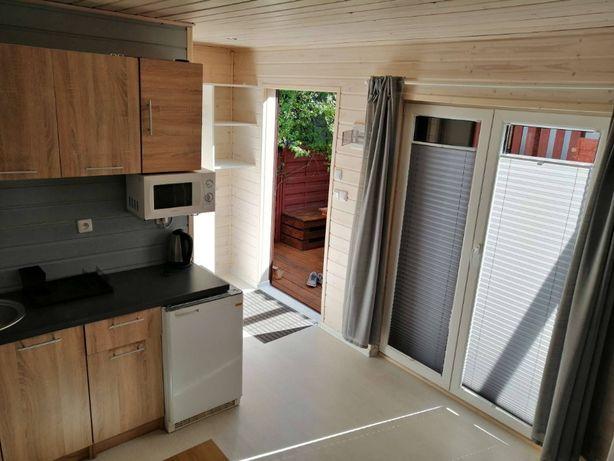 Domek z tarasem 2 pokoje 21m2 Gdańsk