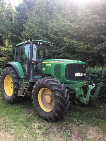 Sprzedam ciągnik rolniczy John Deere 6820 limited edition