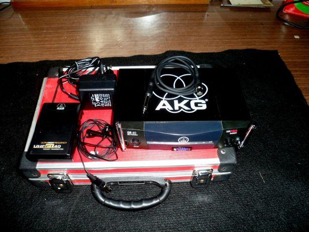Akg sr40 Multifrequência