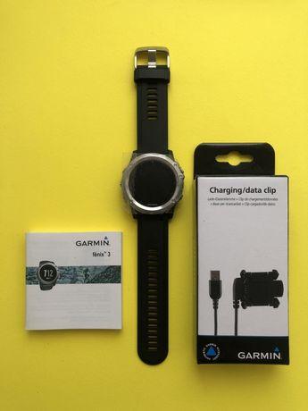 Новые Garmin fenix 3 HR
