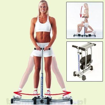 LEG MAGIC - urządzenie do ćwiczeń