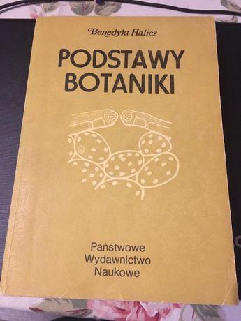 Benedykt Halicz- Podstawy botaniki