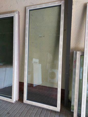 Okno FIX (STAŁE) PCV NOWE 238x92cm