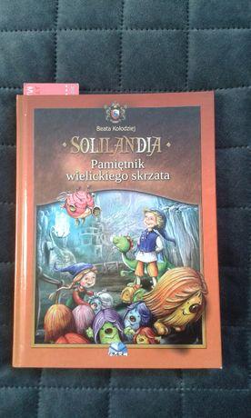 Solilandia - Pamiętnik wielickiego skrzata