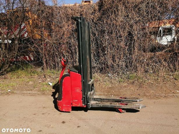 Linde L14  Wózek Podnośnikowy Z Masztem Linde L14 2014