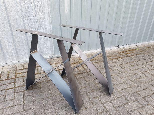 Nogi do stolu, stol ogrodowy, stol kuchenny,stelaż, malowany proszkowo