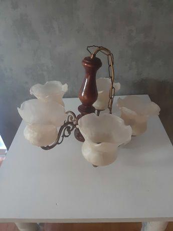 Lampa stylowa / żyrandol