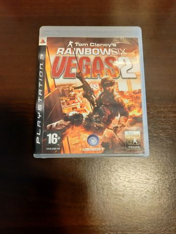 PS3 Tom Clancy's Rainbow Six Vegas 2 / PlayStation 3