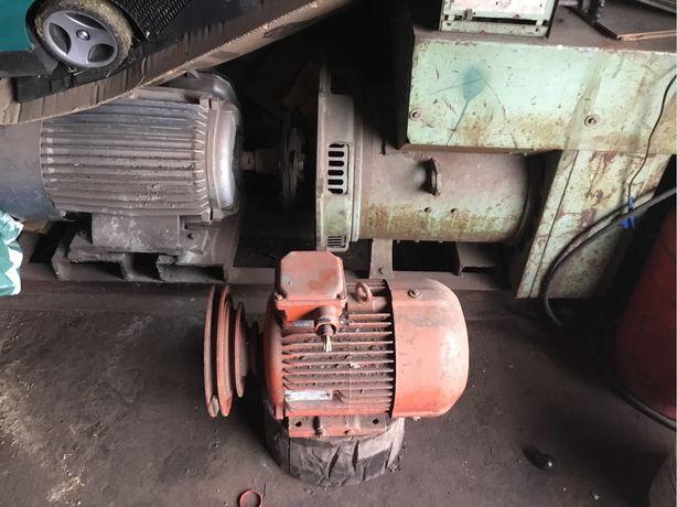 Генератор сварочный, двигатель 15КВ