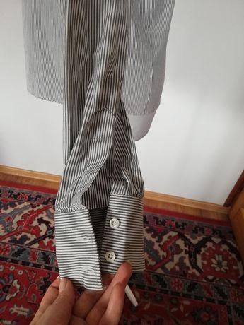 Koszula damska tommy hilfiger w paski rozmiar l/xl