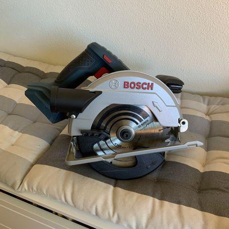 Serra Circular Bosch Professional Sem Fio GKS 18V-15