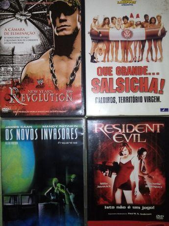 dvd 3 euros cada
