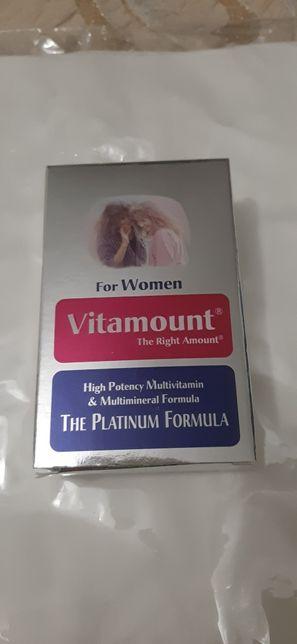 Египетские витамины для женщин Vitamount for women