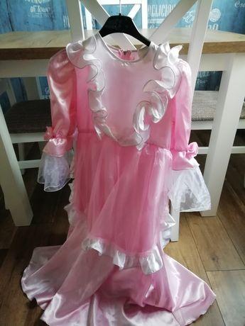 Kostium strój sukienka księżniczka
