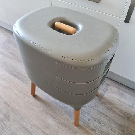 Vermicompostor Doméstico (Novo) - Compostagem em Casa