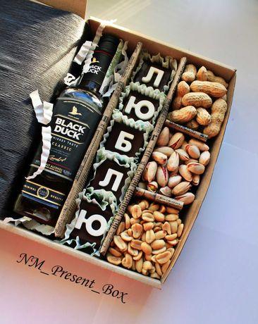 Подарункові бокси, солодкий подарунок , gift box , подарочный бокс