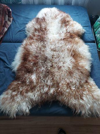 Skora owcza dywanik