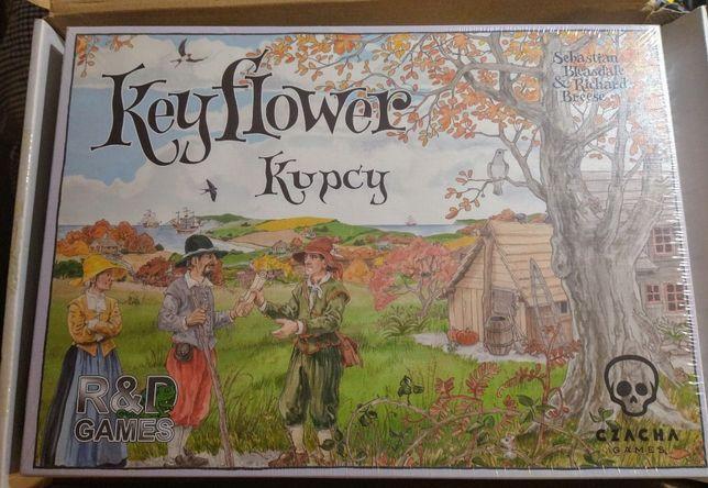 Gra Keyflower: Kupcy dodatek Nowa