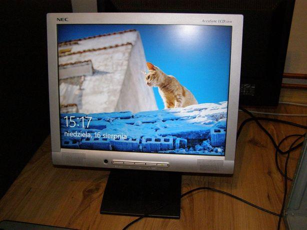 """Monitor LCD NEC Accu Sync 52VM 15"""""""