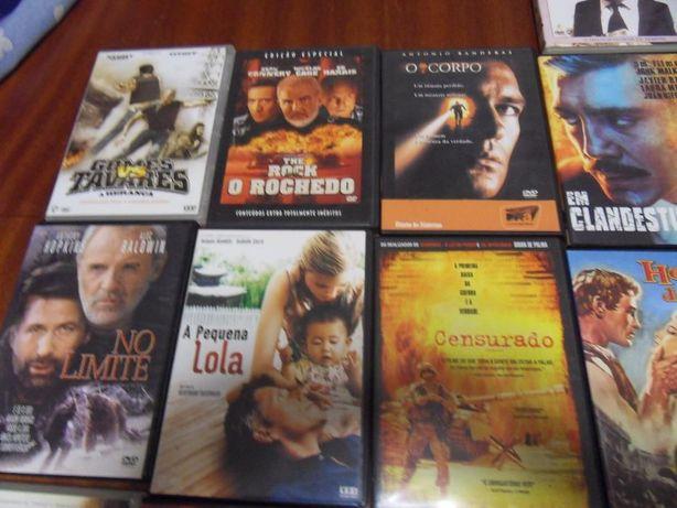 Filmes Dvds açao e outros