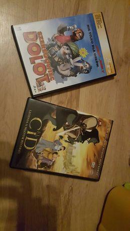 Dwie bajki na DVD Szeregowiec Dolot i El Cid