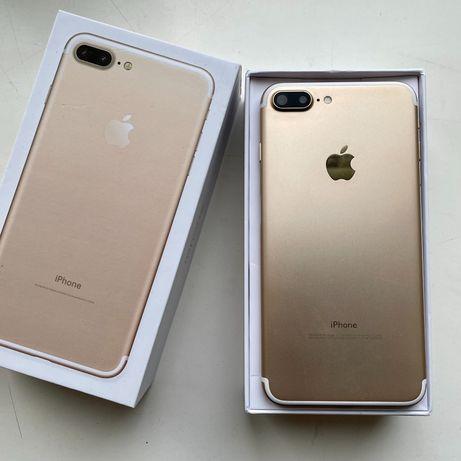 Apple iPhone 7 plus 256GB! Neverlock Gold /не 128 32