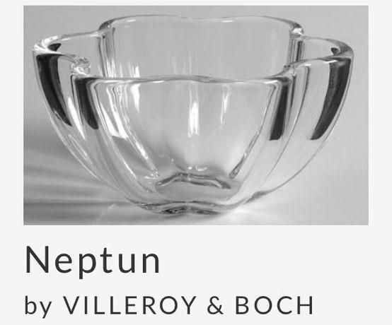 Villeroy & Boch - Cristal - 2 saladeira ou 8 taças sobremesa