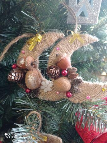 Новорічні прикраси на ялинку новогодние