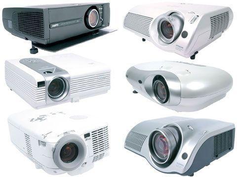 Проекторы новые и б\у,ремонт,экраны,лампы,изготовление экранов,