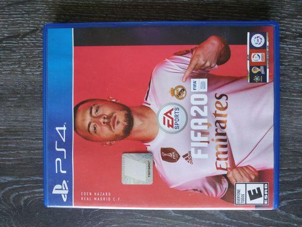 FIFA 20 Английская версия