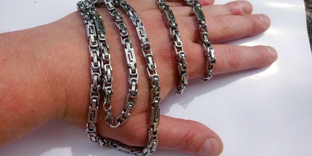 Męski łańcuszek,damski łańcuszek,316l,splot królewski,galibardi,ankier