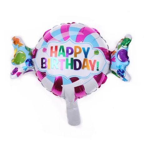 Balon urodzinowy happy birthday