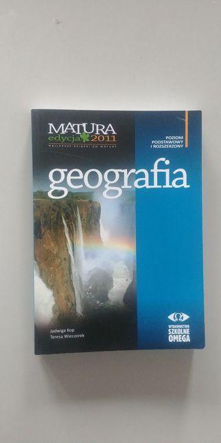 Geografia podstawa rozszerzenie wydawnictwo szkolne Omega Jadwiga Kop
