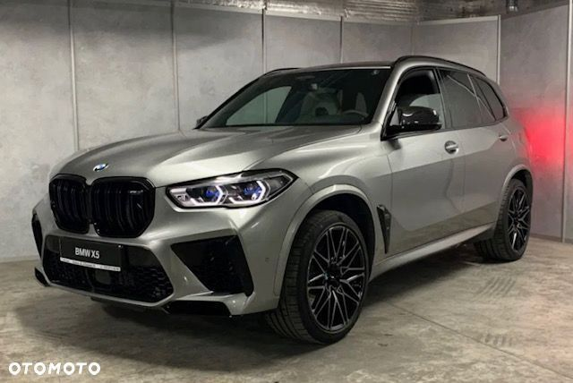 BMW X5 M X5M 625 KM Competition Full wersja od ręki Dealer BMW M CARS