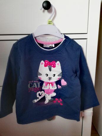 Bluza niemowlęca 86 Nowa