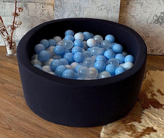 Сухой бассейн с шариками Voodi. Доставка новой почтой.