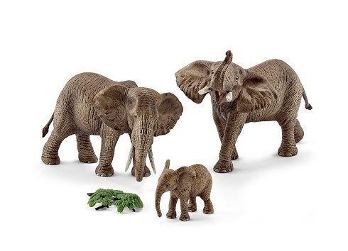 Rodzina słoni Afrykańskich 42337 NOWY