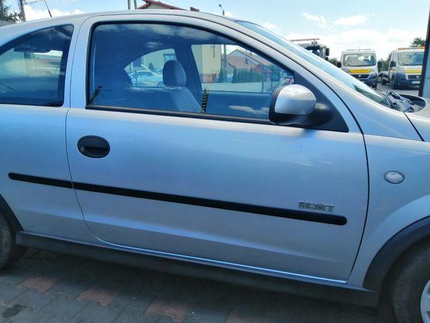 Drzwi prawe Opel Corsa C z157 3d