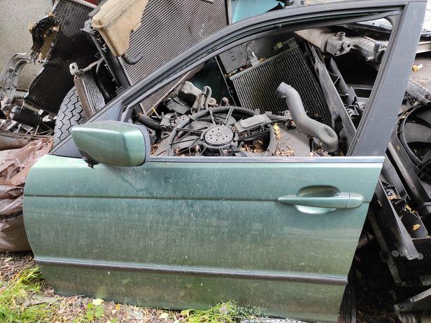 BMW E46 - drzwi przednie - lewe prawe
