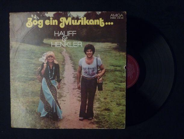 """Winyl Monika Hauff & Klaus-Dieter Henkler - """"Zog Ein Musikant"""""""