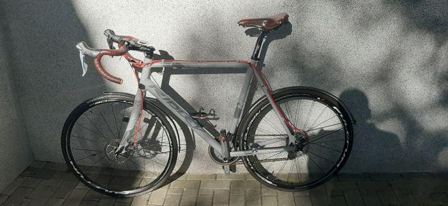 Rower Ridley X-Bow (alu+carbon) custom