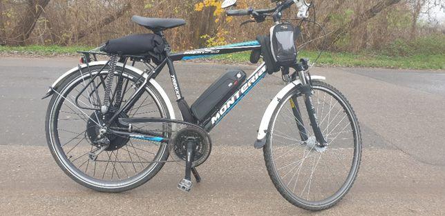 Rower elektryczny 1000W 840Wh Monteria (cena zimowa)