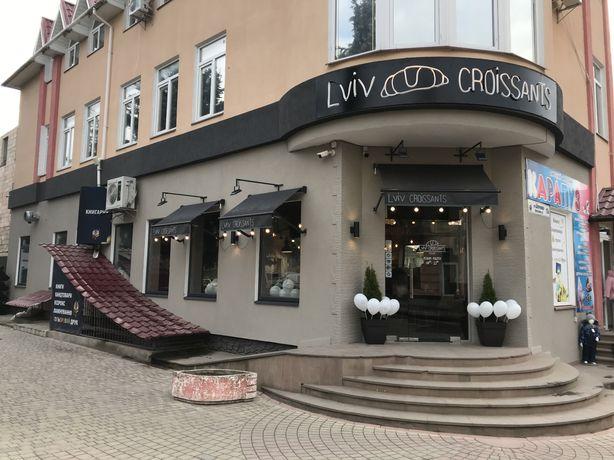 Продається кафе, діючий бізнес по франшизі в м. Чортків