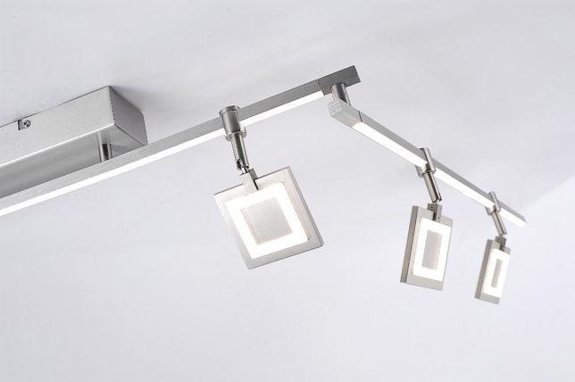 Nowość Lampa sufitowa listwa LED MILAN 6093-55 Paul Neuhaus