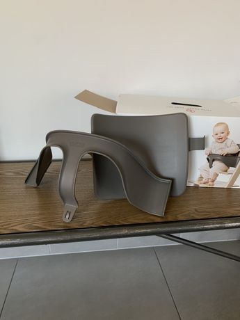 Baby Set Stokke do krzeselka Tripp Trapp Stormy Grey
