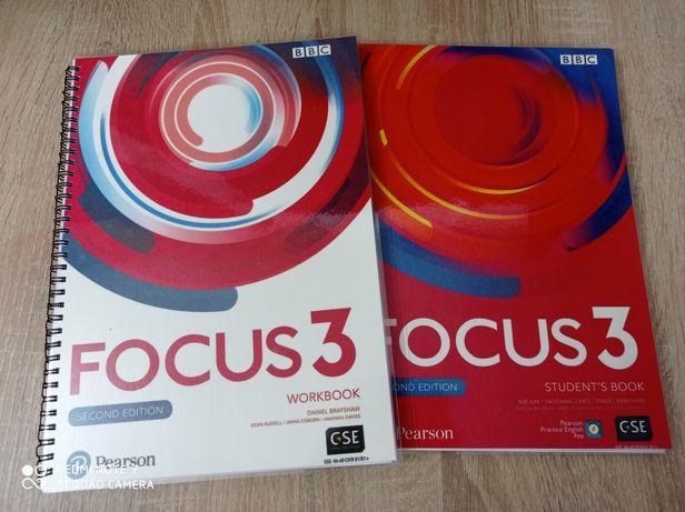 Focus 3 (second edition)